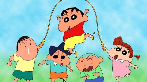 Shin Chan Season 15 Episodes in Tamil Telugu Hindi