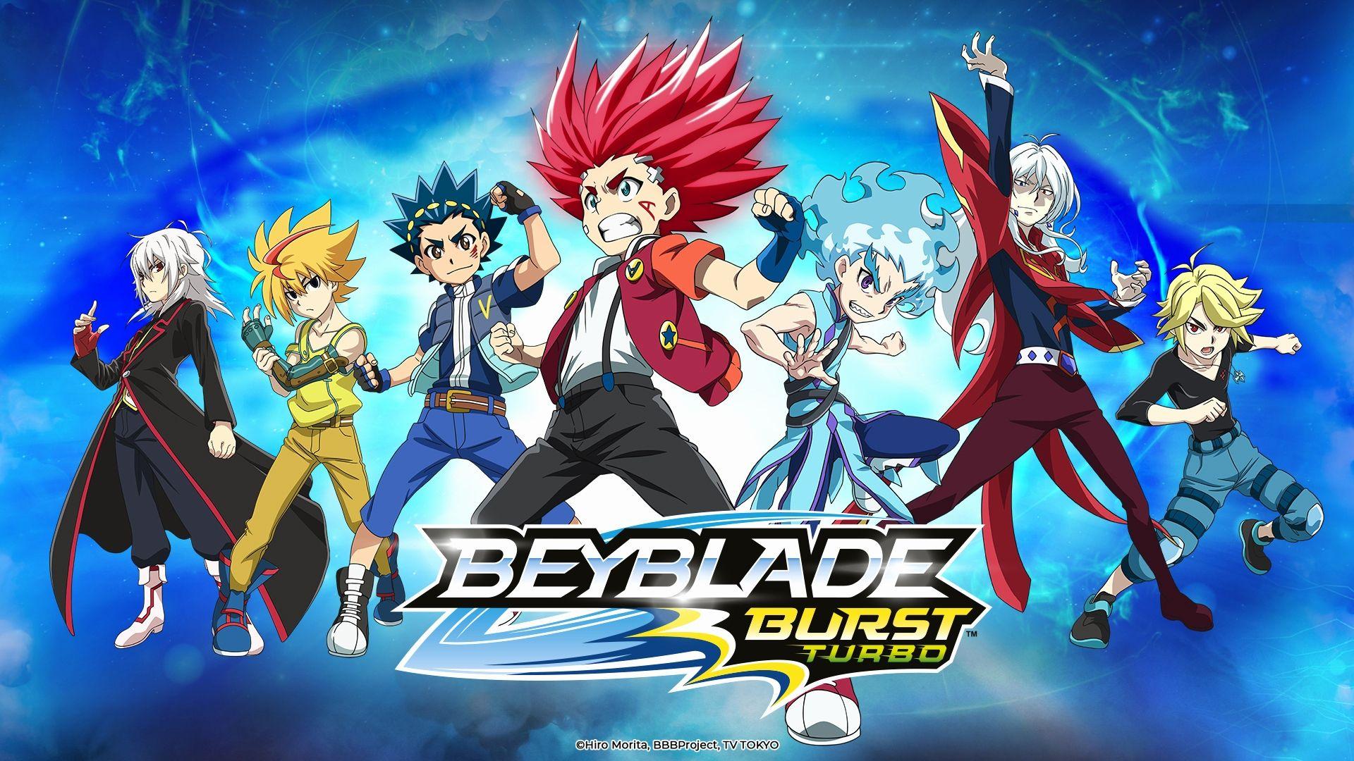Beyblade Burst Turbo Episodes in Tamil