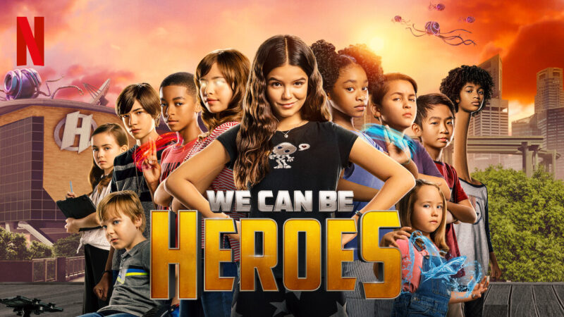 We Can Be Heroes (2020) Full Movie in Tamil Telugu Hindi Eng (DD+5.1 640Kbps)