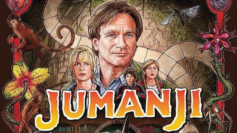 Jumanji (1995) Full Movie in Tamil + Eng REMASTERED 1080p BluRay