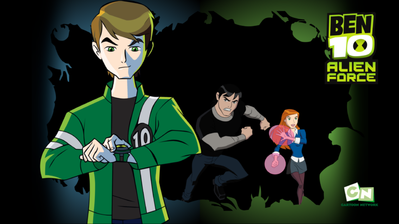 Ben 10: Alien Force Season 3 Episodes in Tamil Telugu Hindi English