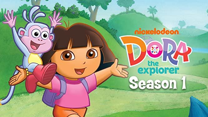 Dora the Explorer Season 1 Episodes in Tamil Telugu Hindi Eng 576p AMZN WEB-DL