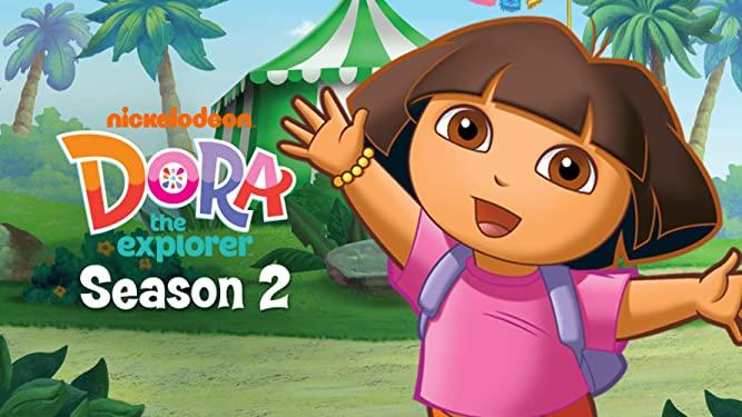 Dora the Explorer Season 2 Episodes in Tamil Telugu Hindi Eng 576p AMZN WEB-DL