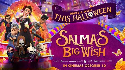 Salma's Big Wish (2019) Full Movie in Tamil + Eng 1080p BluRay