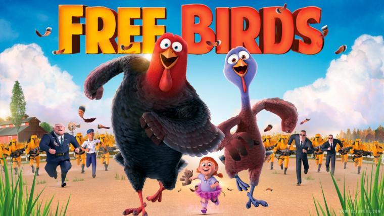 Free Birds (2013) Full Movie in Tamil + Eng 1080p BluRay