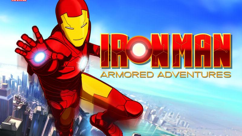 Iron Man Armored Adventures Season 2 Episodes in Tamil 1080p WEB-DL