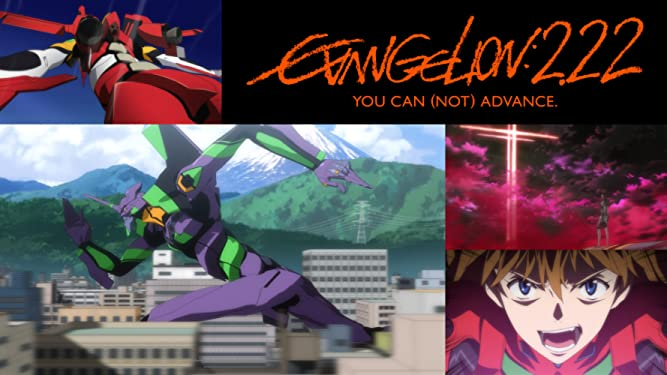 EVANGELION:2.22 YOU CAN (NOT) ADVANCE. (2009) in Hindi Eng Jap With Tamil & Telugu Subtitles